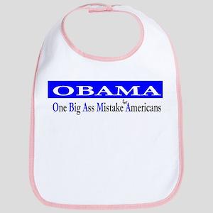 Anti Obama Bib