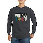 vintage 1967 Long Sleeve T-Shirt