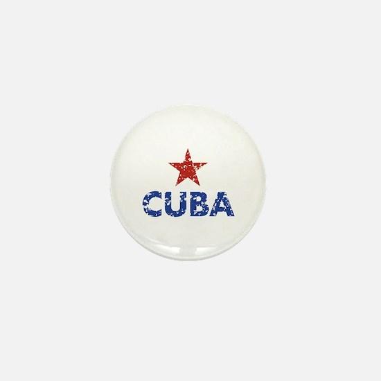 Cuba Mini Button
