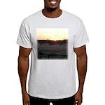 Sunrise 0055 Ash Grey T-Shirt