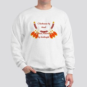 """Chickasaw"" Sweatshirt"