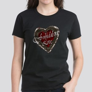 Twilight Saga New Moon Women's Dark T-Shirt