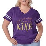Always Time to be Kind Women's Plus Size Football