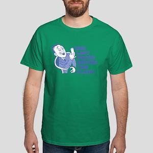 Drink Before Clink Dark T-Shirt
