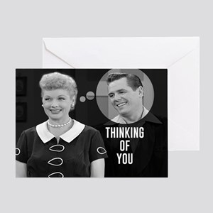 Thinking of You Ricky Greeting Card