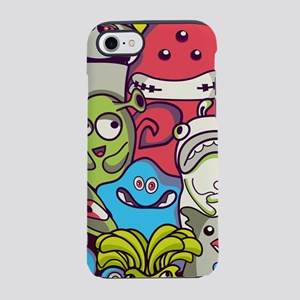 Monsters and Aliens iPhone 7 Tough Case