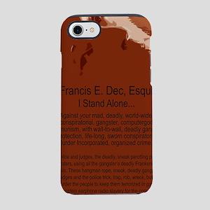 FranciDec_MAIN iPhone 7 Tough Case