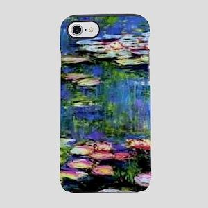 MONETWATERLILLIESprint iPhone 7 Tough Case