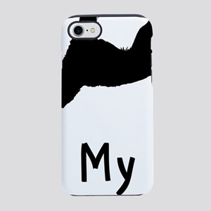 11-10-9-8-7-6-5-4-3-Borzoi iPhone 7 Tough Case