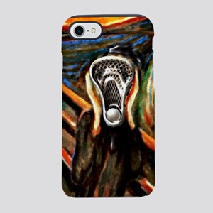 LACROSSE HUMOR iPhone 7 Tough Case