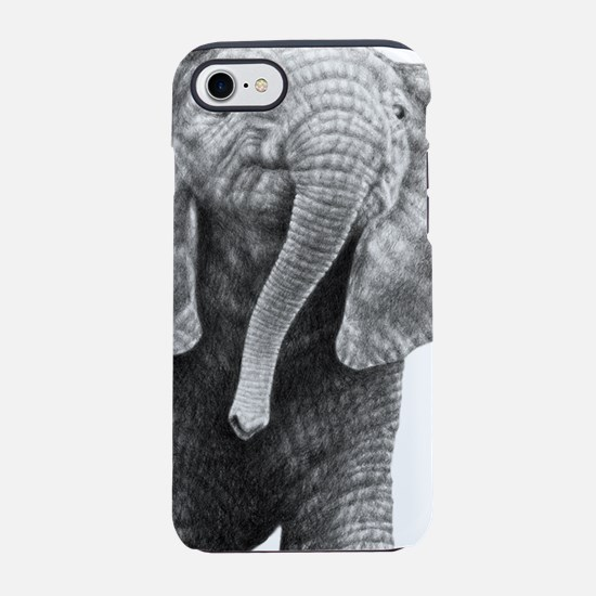 Baby African Elephant iPhone 7 Tough Case