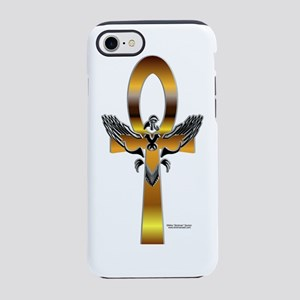 HeruAnkhBottle iPhone 7 Tough Case