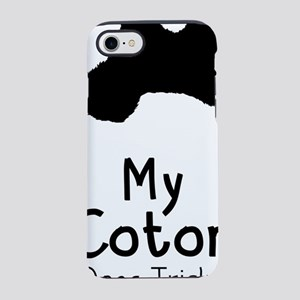 10-9-8-7-6-5-4-3-Coton-de-tule iPhone 7 Tough Case