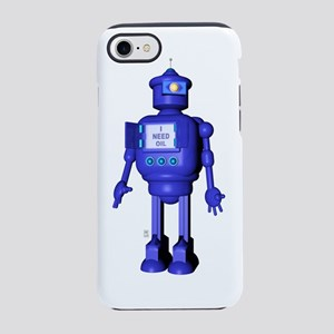ROBOT_8 need oil hi-res cop.pn iPhone 7 Tough Case