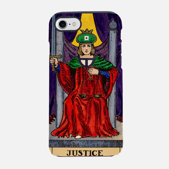 T11Justice8x10.jpg iPhone 7 Tough Case