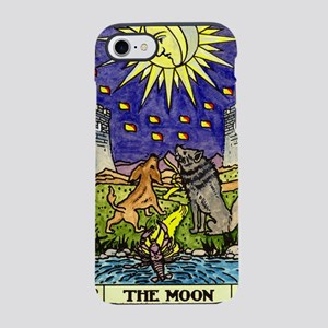 T18TheMoon8x10 iPhone 7 Tough Case