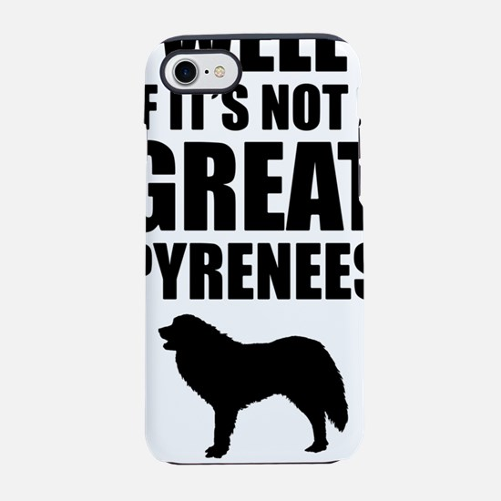 Great-Pyrenees.png iPhone 7 Tough Case
