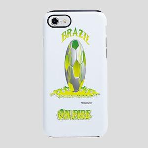 BrazilonFire2_Bottle iPhone 7 Tough Case