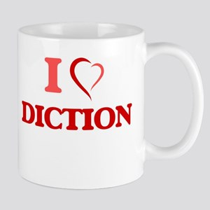 I love Diction Mugs