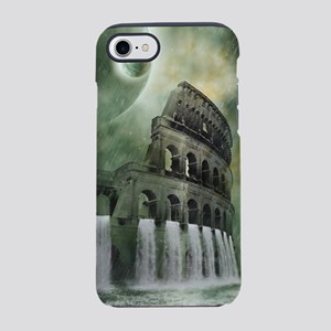 The flood of Rome iPhone 7 Tough Case