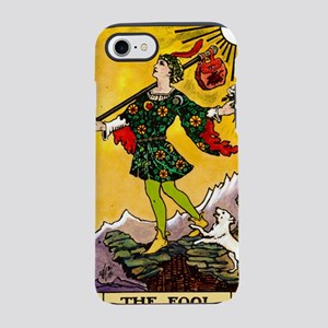 T00TheFool8x10 iPhone 7 Tough Case