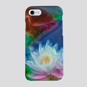 Water Lilies iPhone 7 Tough Case