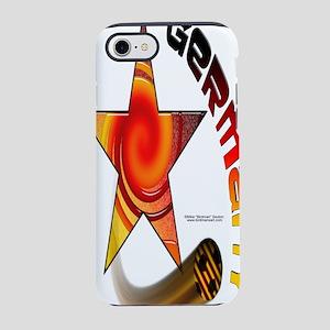 Bottle_GermanyStarSwoosh iPhone 7 Tough Case