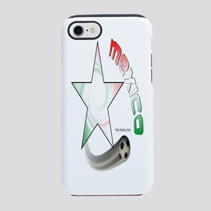 Bottle_MexStarSwoosh iPhone 7 Tough Case