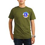 Thug Free America Organic Men's T-Shirt (dark)