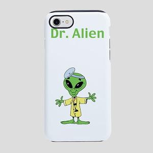 dr alien iPhone 7 Tough Case