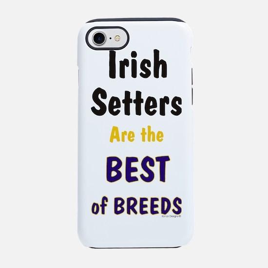 IrishSetter01.tif iPhone 7 Tough Case