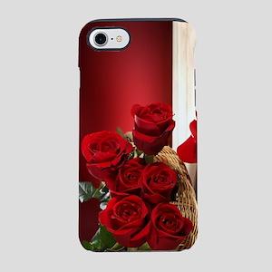 Superb Red Roses iPhone 7 Tough Case