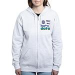 OSdata Women's Zip Hoodie