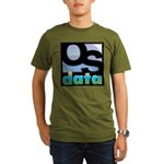 OSdata Organic Men's T-Shirt (dark)