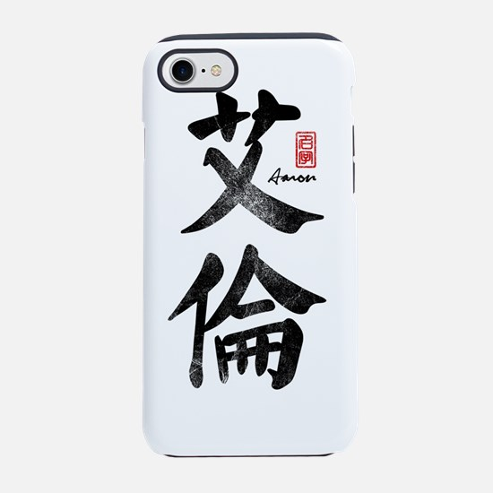 Aaron in Chinese iPhone 7 Tough Case