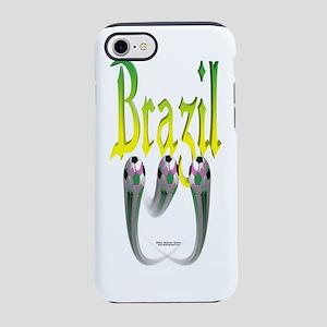 BrazilTriBottle iPhone 7 Tough Case