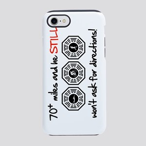 Copy of 70+-miles-wont-ask-for iPhone 7 Tough Case