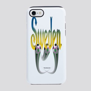 SwedenTriBottle iPhone 7 Tough Case