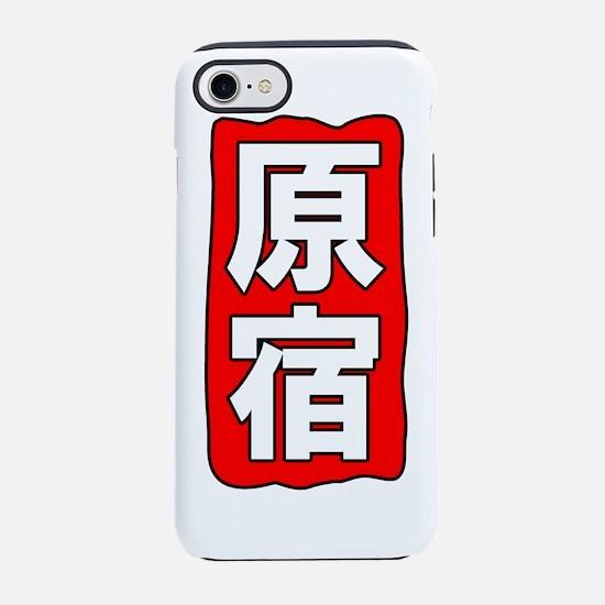 v_harajyuku.png iPhone 7 Tough Case