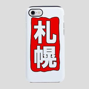 v_sapporo iPhone 7 Tough Case