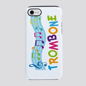 trombone staff 2010 Sigg iPhone 7 Tough Case