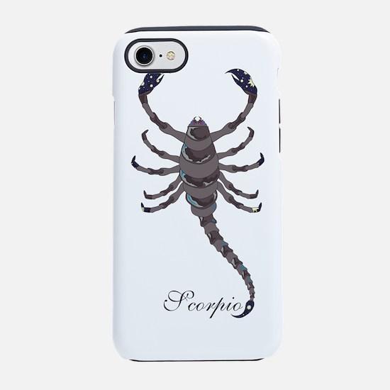 Starlight Scorpio iPhone 7 Tough Case
