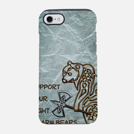 Bear12 iPhone 7 Tough Case