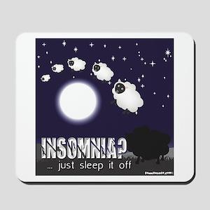 Insomnia Mousepad