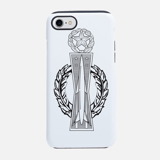 Missile-with-Ops-Designator-ba iPhone 7 Tough Case