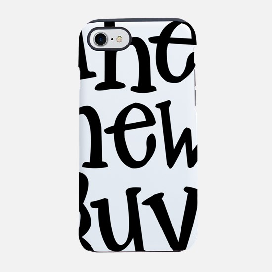 The New Guy iPhone 7 Tough Case