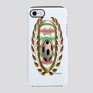Bottle_MexLaurelWreath iPhone 7 Tough Case