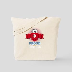 Football Tunisia Tunisians Soccer Team Sp Tote Bag