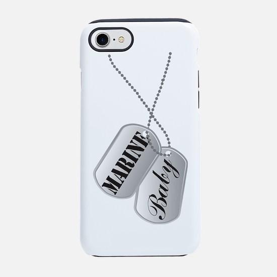 Marine Baby iPhone 7 Tough Case