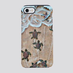Race To The Sea .jpg iPhone 7 Tough Case